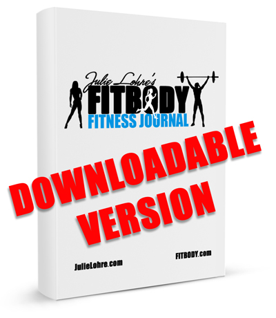 FITBODY Fitness Journal
