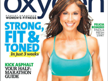Oxygen Magazine – Bikini Posing & Show Day Guide DVD Review