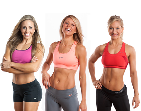 Julie Lohre\'s Team FITBODY Fitness Photoshoots