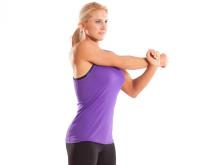 Across Body Shoulder Stretch