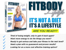 FITBODY Lifestyle e-Plan – Workout plan for women