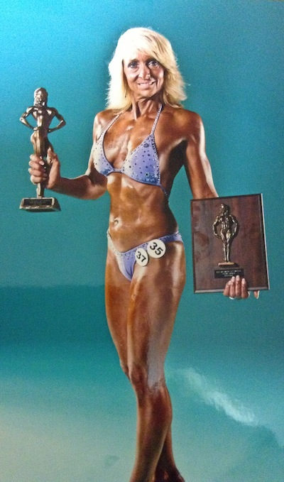 Terri Waltson NPC Masters Figure