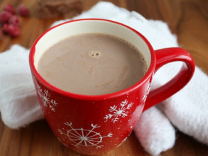 UMP Protein Hot Chocolate