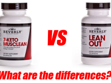 Lean Out vs 7 Keto Musclean