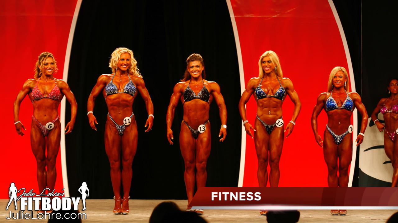 Fitness Division - Julie Lohre