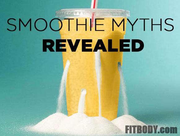 Julie Lohre - Smoothie Myths Revealed