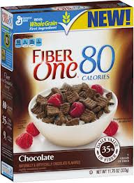 Fiber One 80 Cal Chocolate Cereal