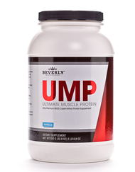 Beverly International\'s Ultimate Muscle Protein available at FITBODY.com