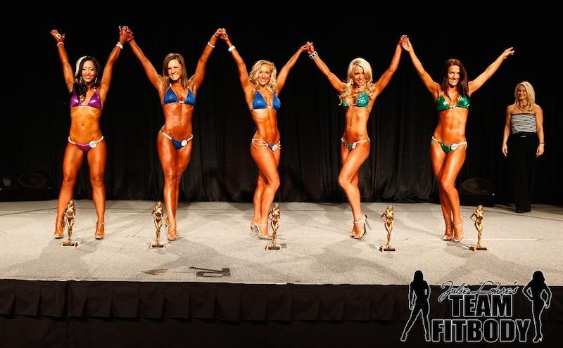 NPC Bikini Competition Awards FITBODY