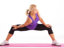 Inner Thigh Shoulder Rotation