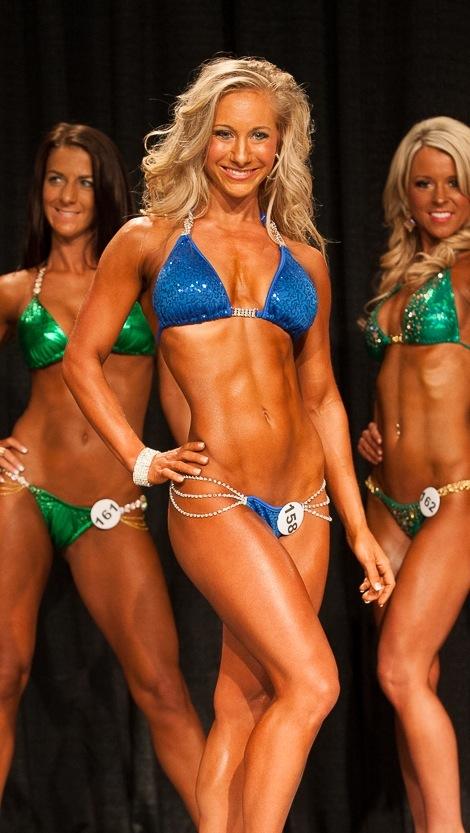 Kalyn Friddle Bikini Competitor