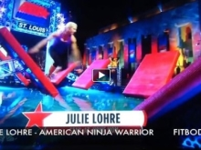 American Ninja Warrior Video – Julie's Run