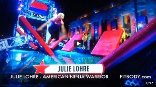 Julie Lohre Post Competition Transition