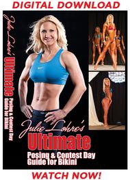 Julie Lohre Bikini Posing Guide