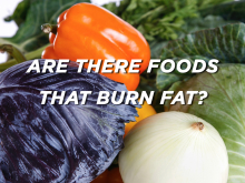 Foods that burn fat