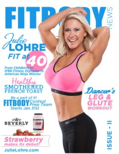Julie Lohre FITBODY News