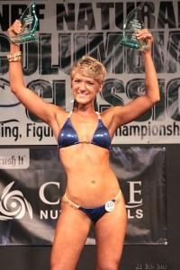 Mandy McAvoy Bikini Champion