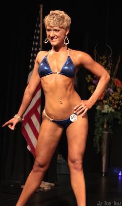 Mandy McAvoy Bikini Stage
