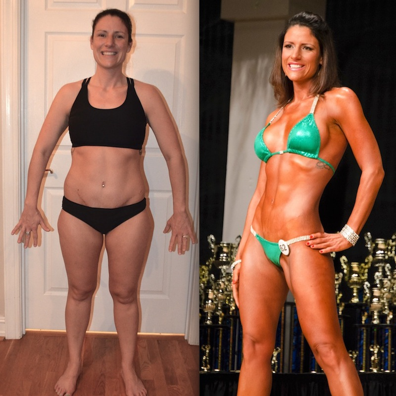 Suzanne Sharp Before and After