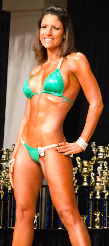 Suzanne Sharp NPC Bikini