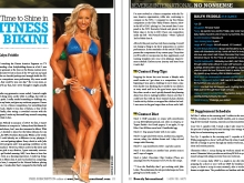 No Nonsense Magazine Features FITBODY Kalyn Friddle
