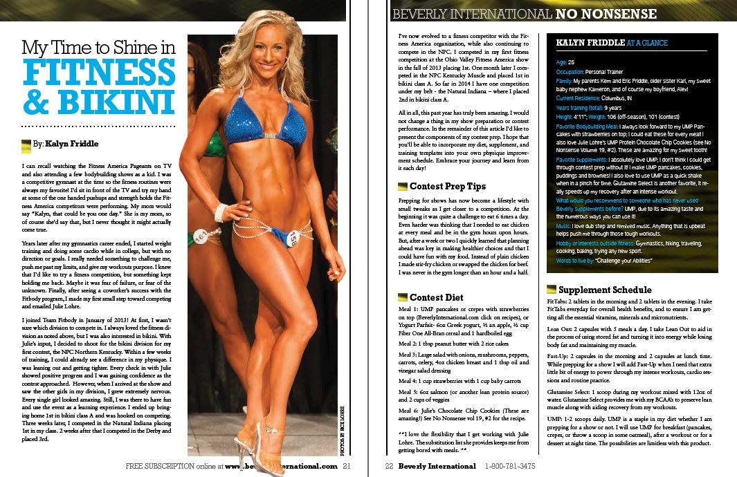 BeverlyNoNonsenseMagazine-KalynFriddle