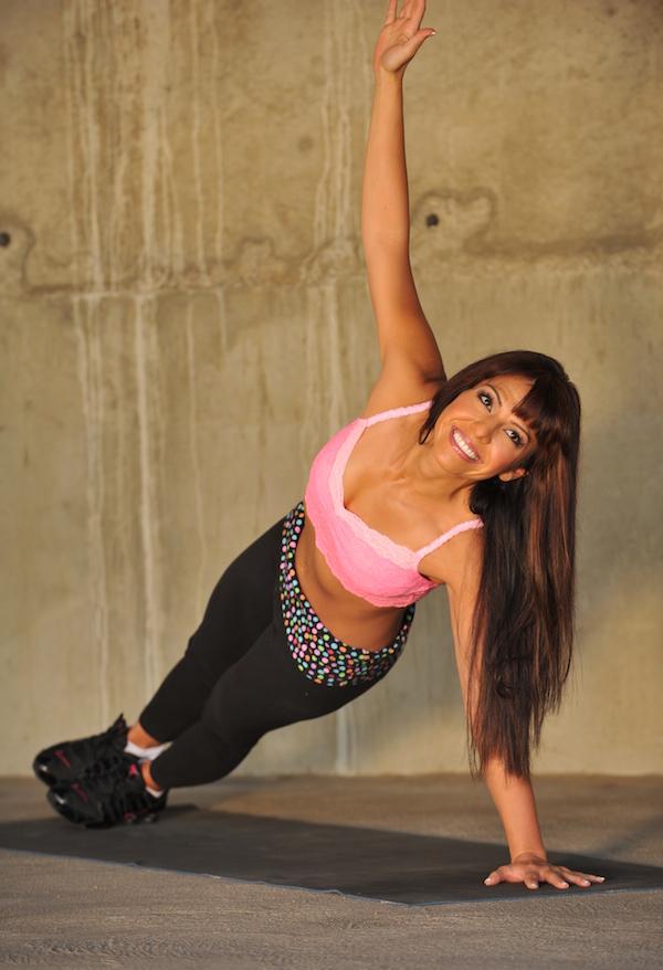 Brandie Alexandria Fitness Model