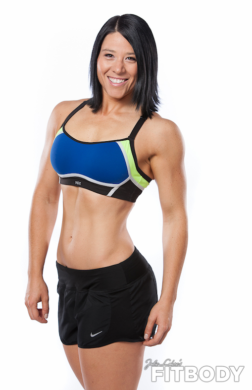 Julie Lohre Online Personal Training