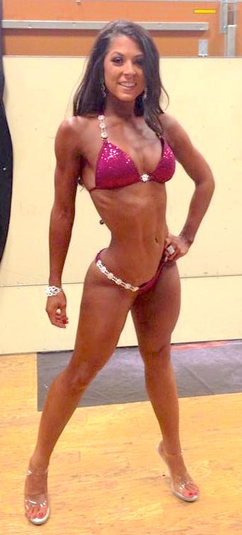 Kathryn Fauver NPC Bikini Competitor