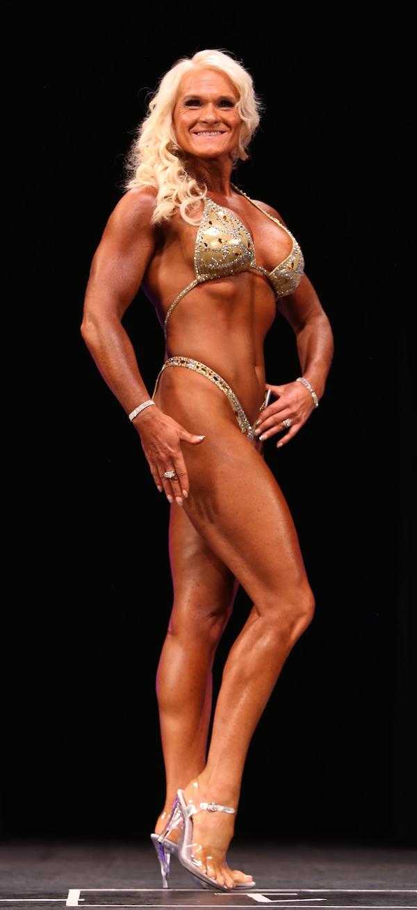 Tanya Locke NPC Figure Competitor