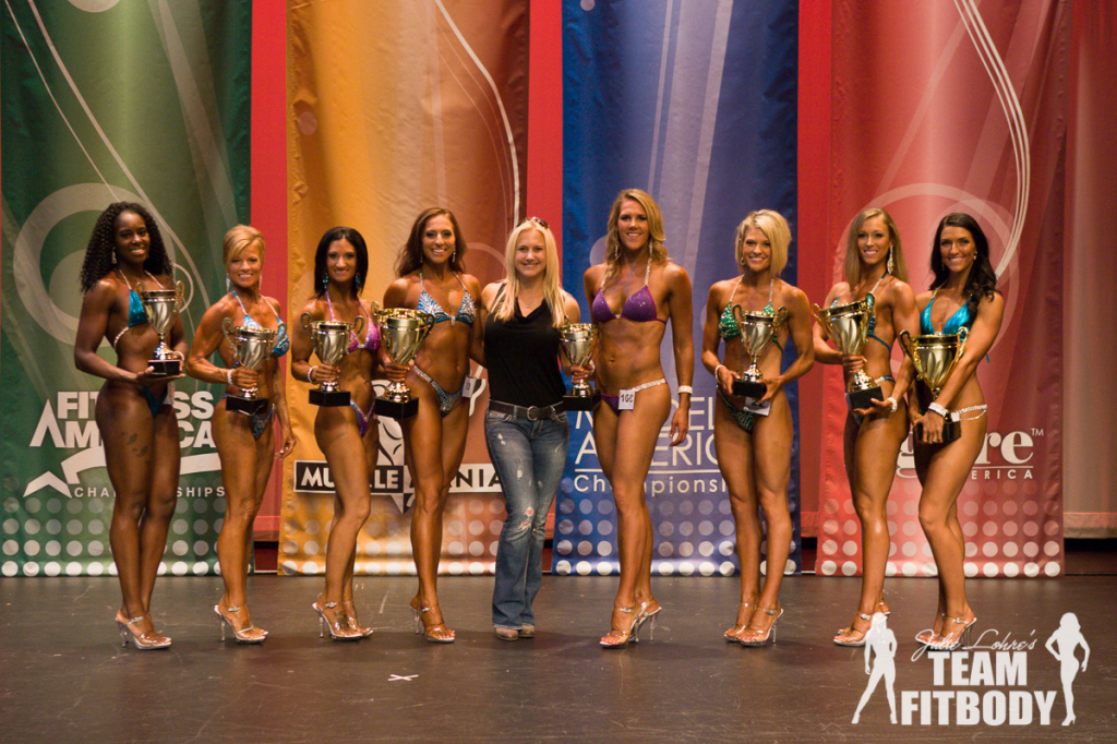 Team FITBODY - Fitness America Ohio Valley