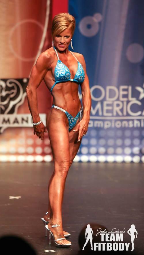 Debbie LeMasters Masters Figure StageDebbie LeMasters Masters Figure Stage