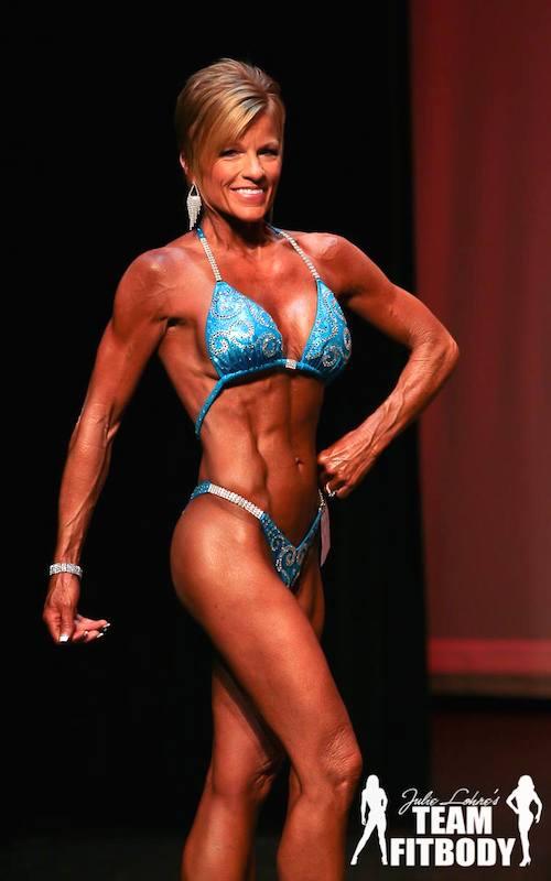 Debbie LeMasters Masters Figure
