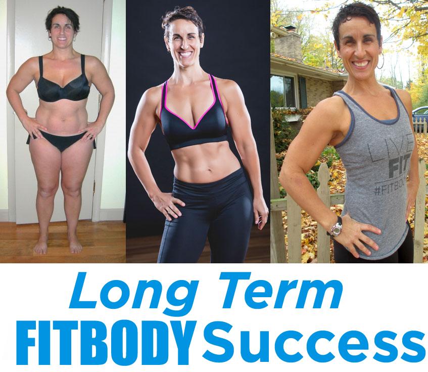 Elizabeth Weizman FITBODY Transformation
