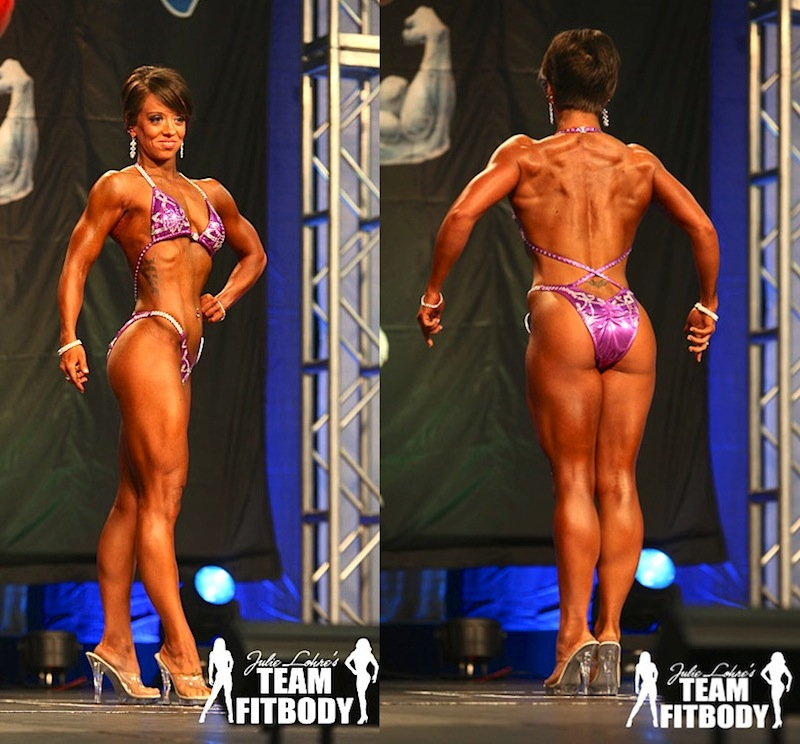 Jackie Calvert Figure Competitor
