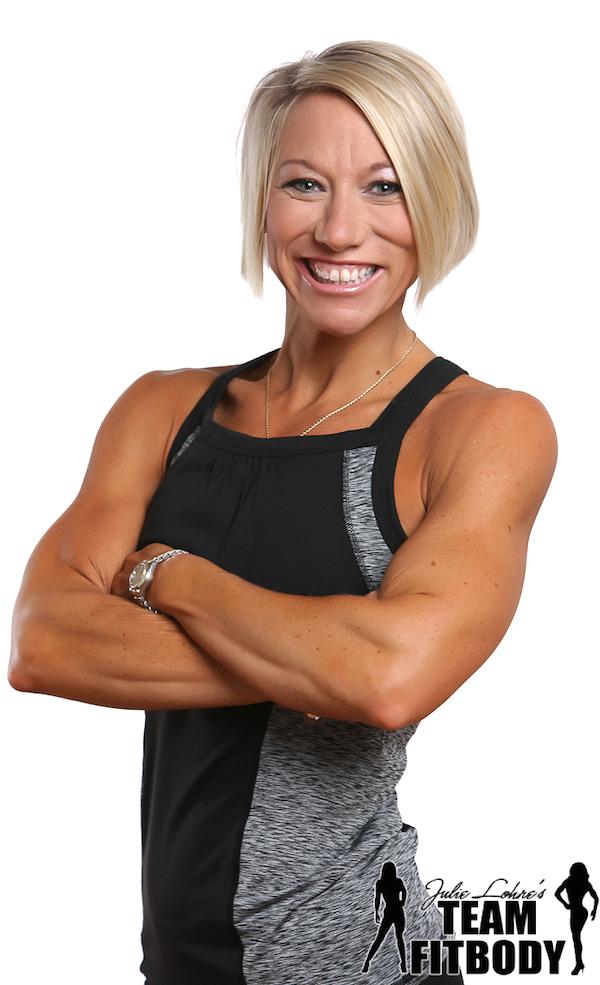 Alison Feinauer Figure Competitor