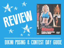 Julie Lohre's Bikini Posing Guide Review