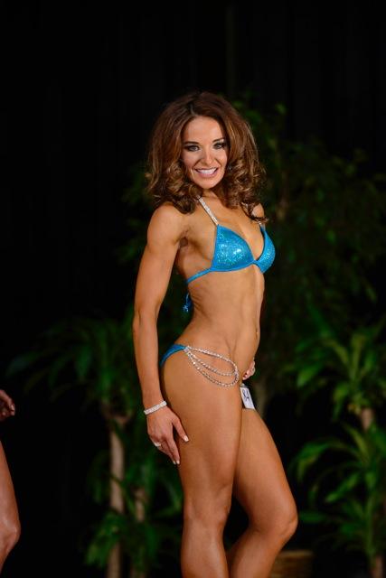 Carrie Cushman Bikini Competitor
