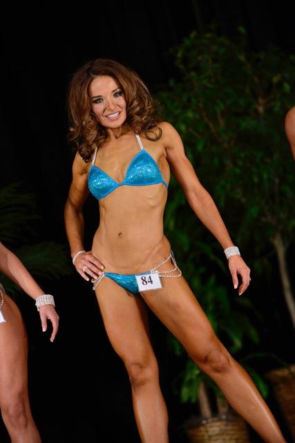 Carrie Cushman Bikini Winner