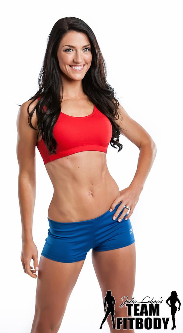 Chelsea Fugate Bikini Competitor