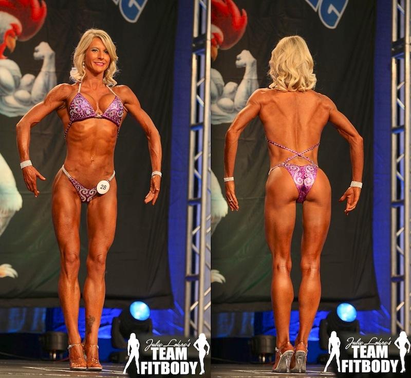 Figure Front and Back Pose Jennifer Jacobs