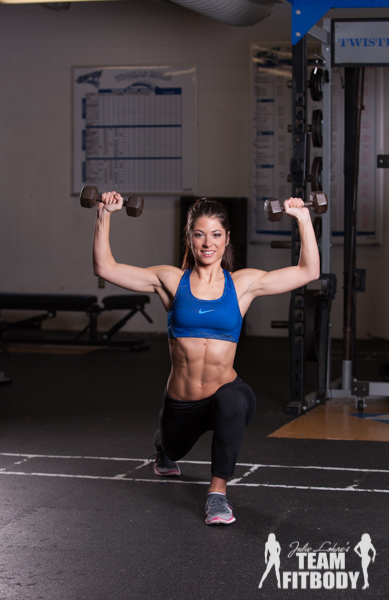 Lift Off Lunge 2
