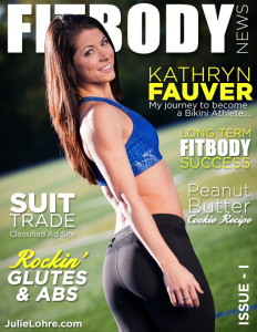 FITBODY News Magazine Kathryn Fauver