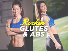 Glute and Ab Exercises for Women