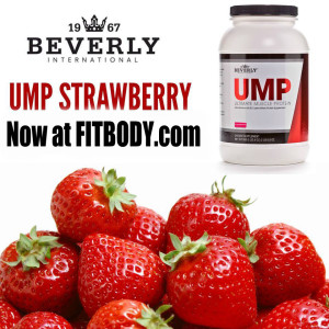 UMP Strawberry Beverly International