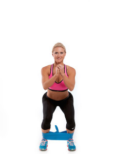 Julie Lohre Side Leg Raise with Squats