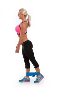 Julie Lohre Standing Rear Leg Pulse