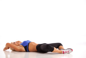 Crossfit Butterfly Situp Ab Workout