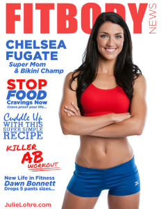 FITBODY News Online Fitness Magazine for Women Julie Lohre