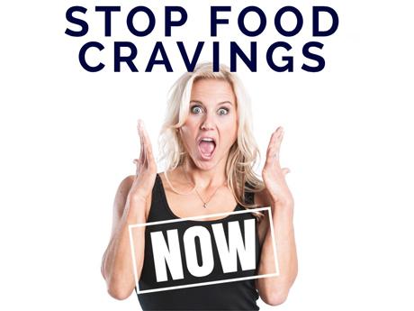 Julie Lohre Stop Food Cravings